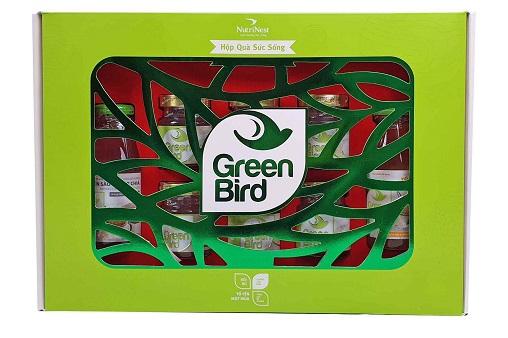 Nước Yến Green Bird – Hộp Quà Sức Sống