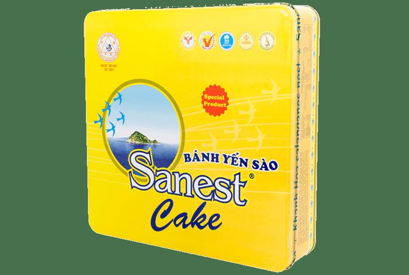 Bánh Yến sào Sanest cao cấp hộp 20 chiếc
