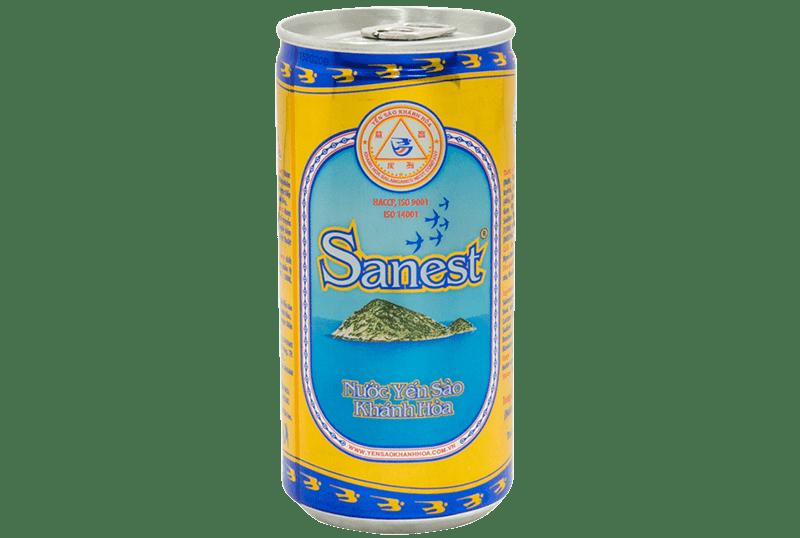 Nước yến Sanest Khánh Hòa- lon 190ml