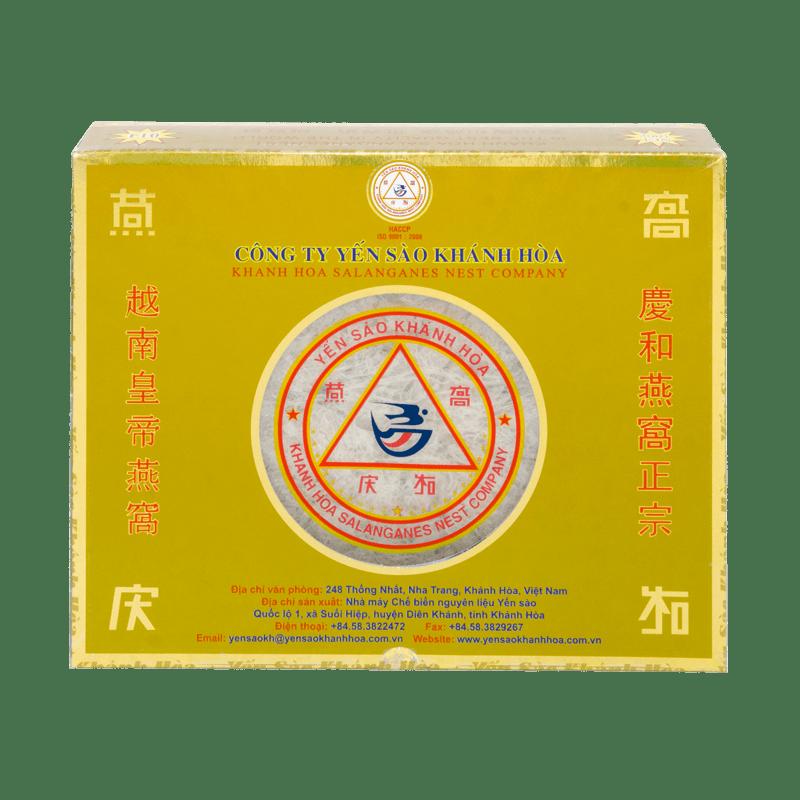Yến sào Khánh Hòa tinh chế 100g - 014