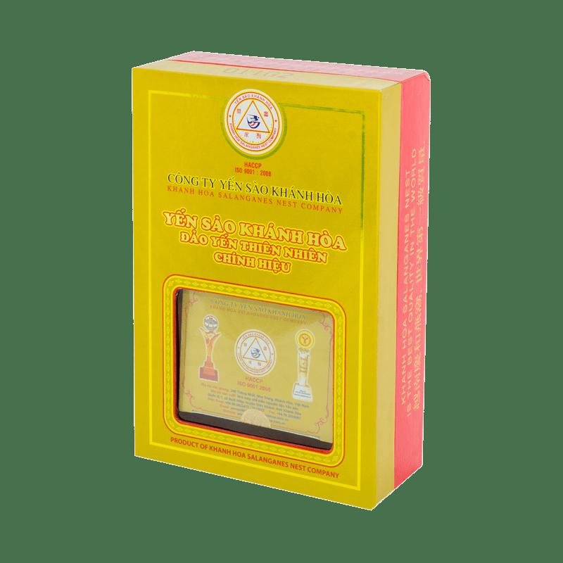 Yến sào Khánh Hòa tinh chế 2 hộp 3g