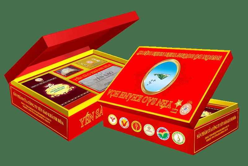 Yến sào Khánh Hòa tinh chế 50g - 017G