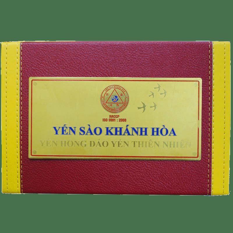 Yến sào Khánh Hòa – Yến đảo Hồng yến 50g