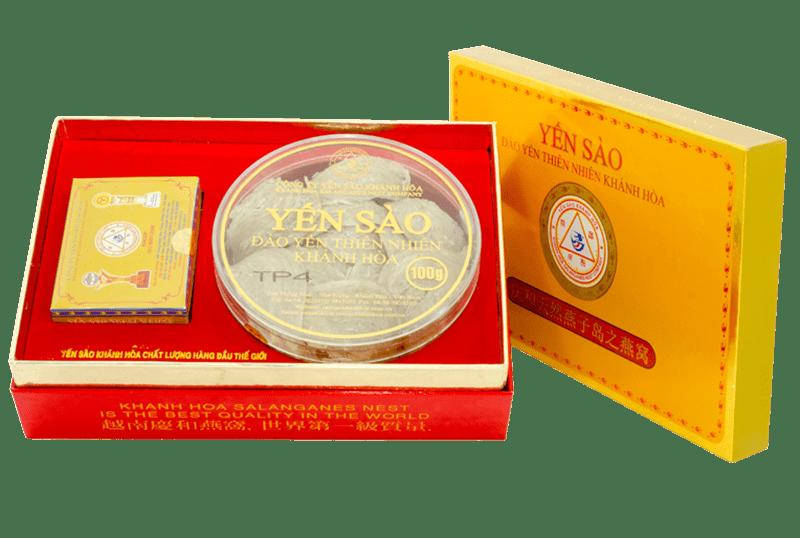 Yến sào Khánh Hòa – Yến đảo Yến Bài 100g loại 2