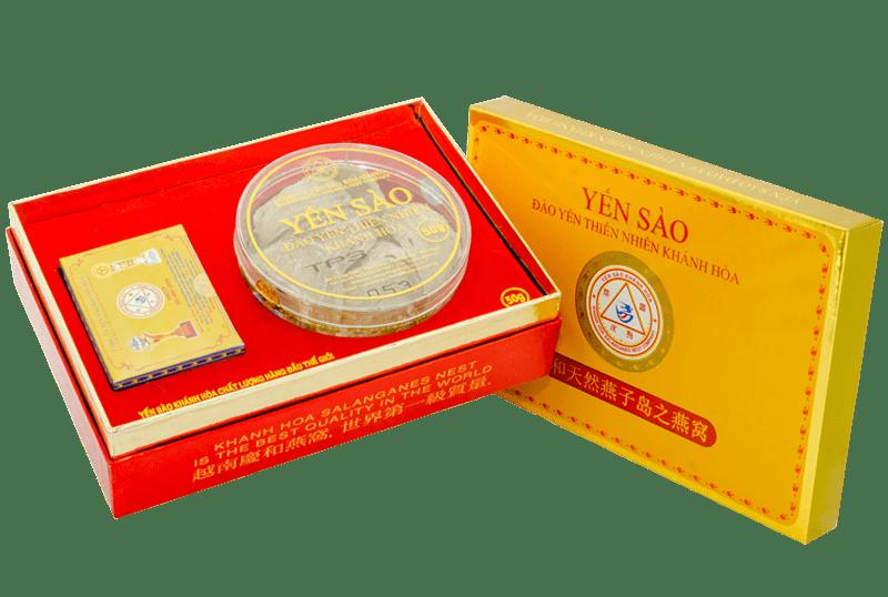 Yến sào Khánh Hòa – Yến đảo Yến Bài 50g loại 1