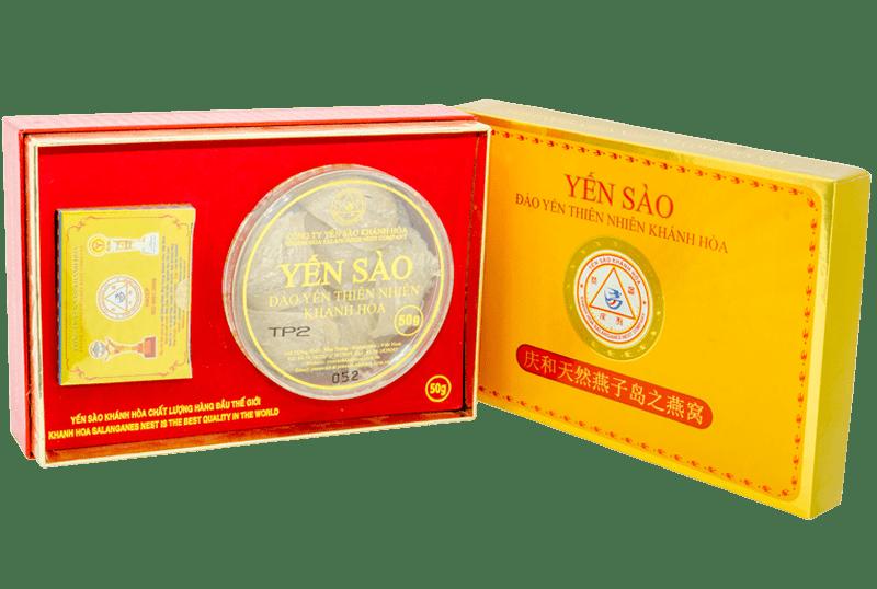 Yến sào Khánh Hòa – Yến đảo Yến Thiên 50g